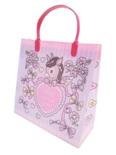 Swimmer Japan Cute Shopping Bag