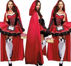 Cheap Envío gratis Hot Sexy Halloween Vampire Gothic reina equipado trajes de vestir vestido y la capa guante para mujeres, Compro Calidad Sexy Costumes directamente de los surtidores de China:             Información del producto                             Tamaño: m/xl                             Busto: 80-86 c