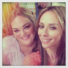 Rebecca Field (Lacey) & Jennifer Love Hewitt (Riley) - The Client List