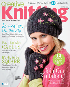 Creative Knitting - Winter 2012 pages 1 of 132