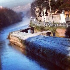 #cassinettadilugagnano #borghipiùbelliditalia #luoghiedemozioni #Navigliogrande #inverno #colori