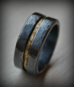 wavy wedding band - Google Search