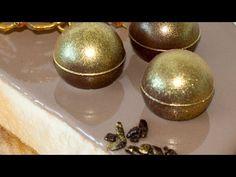 Зеркальная карамельная глазурь   Caramel Mirror Glaze Recipe - YouTube