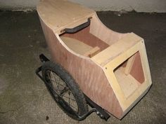 Bicycle Sidecar Build
