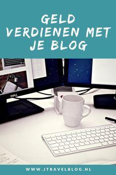 Het is mogelijk om je geld verdienen als blogger. In deze blog deel ik een aantal manieren waarop je geld kunt verdienen als blogger. #geldverdienenalsblogger #geldverdienenmetbloggen #jtravel #jtravelblog #affiliatemarketing #blogger #blogtips