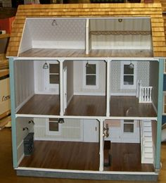Vacation Project - $0.00 : Miniature Dollhouses & Doll House Supplies | Earth & Tree Miniatures & Dollhouses