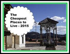 For travel planning :-) ... cheapest places to live in the world by @timleffel