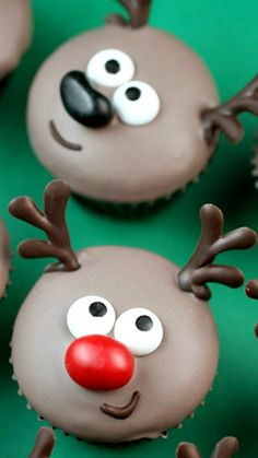 Oh Deer! Mini Cupcakes Tutorial