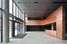 G5 :: Główna siedziba Banku BPS przy ul. Grzybowskiej w Warszawie