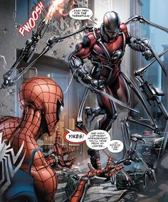 Tarantula/Anton Miguel Rodriquez Spiderman Costume, Spiderman Art, Amazing Spiderman, Marvel Vs, Marvel Dc Comics, Constantine Comic, Ultimate Marvel, Spider Man 2, Marvel Comic Character