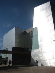 KIASMA Museum of Contemporary Art, Steven Holl   Helsinki   Finland   MIMOA Museum Of Contemporary Art, Contemporary Architecture, Building Section, Steven Holl, Helsinki, Finland, Art Museum, Art Nouveau, Theater