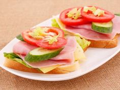 Легко и просто приготовить : Какие можно сделать бутерброды
