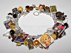 TRIXIE BELDEN Mystery Charm Bracelet ~ I LOVED Trixie Beldon! I need this!