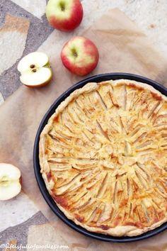 Äpfel haben wir immer zuhause. Immer. Komme was wolle. Wir wollen sie nur nicht immer essen. Manchmal hat man einfach keine Lust drauf. Dann liegen sie fröhlich herum und reifen vor sich hin. So la...
