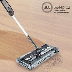 Top-rated 10 Electric Brooms you can buy right now: April 2017 Glass Ceramic, Ceramic Plates, Electric Broom, Bali, Cool Things To Buy, Stuff To Buy, Brush Cleaner, Black Friday, Vacuums