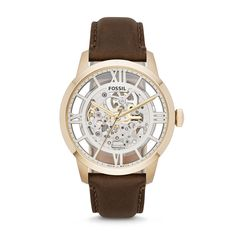 Fossil Men's ME3043 Townsman Automatic Watch