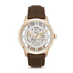 Fossil Men's ME3043 Townsman Automatic Watch