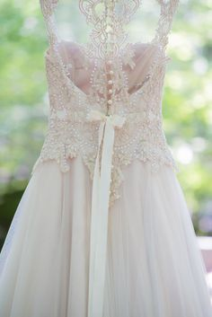 Veluz Reyes RTW-Sophia-Illusion beaded back-fairy tale wedding dress- http://eabridal.com