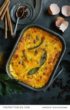 One of the best recipes for traditional South African bobotie!