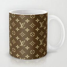 Love Louis Brown Mug