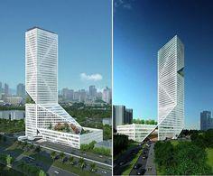 Shenzhen Interchange: A benchmark in skyscraper design