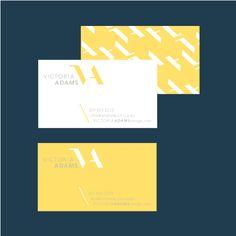 personal identity | Victoria Adams Design