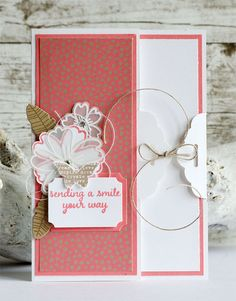 Love and Affection, Butterfly Basics, Affectionately Yours Specialty DSP, Tags and Labels Framelits Dies, Botanical Builder Framelits Dies, Scalloped Tag Topper Punch ~Inge Groot