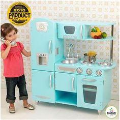 KidKraft Vintage Kitchen Blue on shopstyle.com