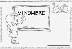 """EDUCACIÓN INFANTIL: """"MI NOMBRE"""""""
