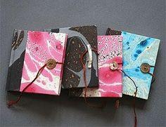 Grizel Luttman Johnson, handmade books