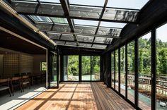 一級建築士事務所シンクスタジオ の サンルーム もっと見る