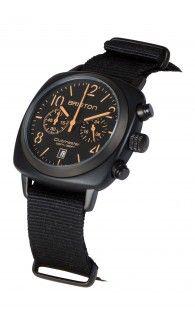 Clubmaster Chronographe Date - BRISTON Watches