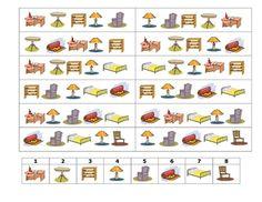 FREE-Spanish Speaking Activity to Practice  Furniture