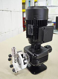 PRIUS Motor driven metering pump