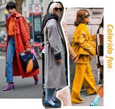 colorido - fun - trend - comprar - sapato