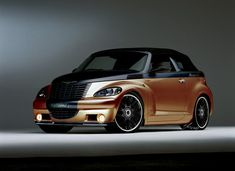 The 2006 chrysler pt cruiser convertible comes with a light face-lift to consolidate its position in the heart of the convertible segment. Chrysler Pt Cruiser, Chrysler Cars, My Dream Car, Dream Cars, Pt Cruiser Accessories, 20 Inch Rims, Chevy Hhr, Cruiser Car, Gt Turbo