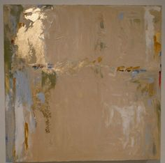 ♒ Art in the Abstract ♒ modern painting - Villa Vici Abstract Words, Abstract Art, Painting Inspiration, Style Inspiration, Beige Art, Art Decor, Painting Art, Paintings, Villa