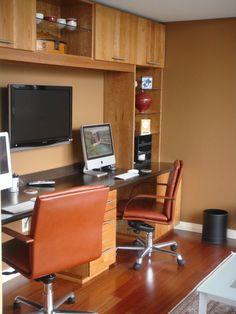 Home Office Design   California Closets DFW