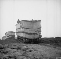 Sherman DD tanks with screens erected during the crossing of the Rhine, 24 March Ww2 Pictures, Ww2 Photos, Military Pictures, Patton Tank, Sherman Tank, Tank Destroyer, Ww2 Tanks, Military Equipment, Military History