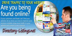 Drive Traffic To Your #Website #Blog - http://Directory-Listings.net - #Marketing Tools & Software - #Internet #Marketing