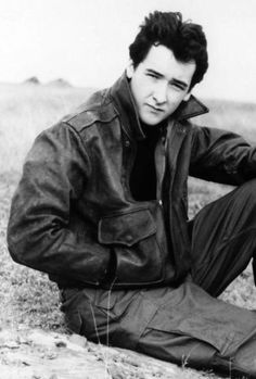 """John Cusack in """"The Sure Thing"""", USA, 1985.   revive // 80 ..."""