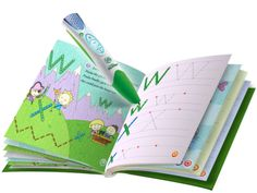All Things D: LeapFrog's Latest Gadget for Kids: Magic Pen for Both E-Reading and Writing