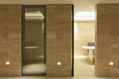 bi-directional patented hinges doors