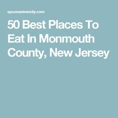 38 best monmouth county images monmouth county new jersey bon voyage rh pinterest com