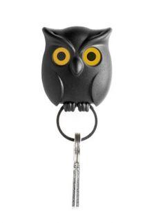 Sleutelhouder Owl (Black)