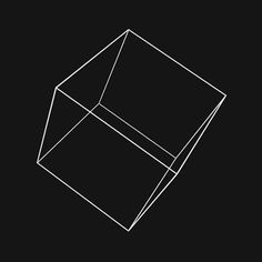 Rotation of two identical CUBES on a SPACE DIAGONAL