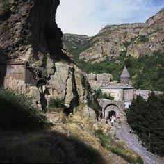 Armenie Monastère de Gherart et la Haute vallée de l'Azat