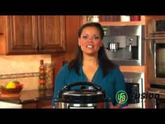 Holiday Stuffing Made Simple with the Power Pressure Cooker XL - YouTube