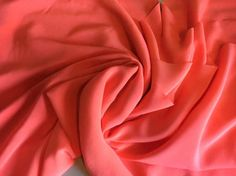 Sueded Silk Crepe de Chine with stretch Blush Pink a very