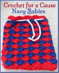 Crocheting For A Cause : ? crochet for a cause uso babies see more 8 crochet for a cause ...